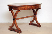 Biedermeier writing desk
